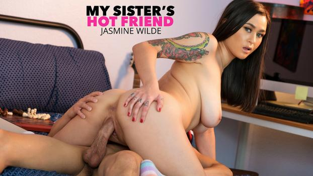 My_Sisters_Hot_Friend_-_Jasmine_Wilde_ha20210914_cover